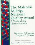 Malcolm Baldrige National Quality Award: A Yardstick for Quality Growth