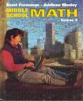 Middle School Math, Course 3