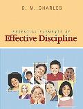 Essential Elements of Effective Discipline
