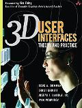 3D User Interfaces Theory and Practice