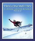 Trigonometry A Circular Function Approach