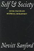 Self & Society Social Change And Individual Development