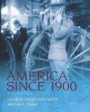 America Since 1900 (7th Edition)