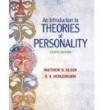 Introduction to Theories of Personality, An with MyPsychKit (8th Edition)