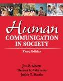 Human Communication in Society (3rd Edition)