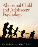 Abnormal Child and Adolescent Psychology (8th Edition)