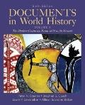 Documents in World History, Volume 2 (6th Edition)