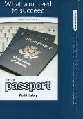 Pearson Passport Student Access Code Card for World History (standalone)