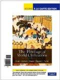 The Heritage of World Civilizations, Volume 2: Brief Edition, Books a la Carte Edition (5th ...