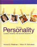 Personality: Classic Theories and Modern Research with MyPsychKit (5th Edition)