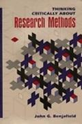 Thinking Critically About Research Methods