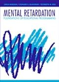 Mental Retardation Foundations of Educational Programming