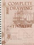 Complete Book of Drawing F/the Theatre