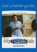 MySpeechLab -- Standalone Access Card -- for Public Speaking