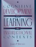 Cognitive Dev.+learn.in Instruc.context