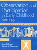 Observation+partic.in Early Child.set.