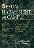 Sexual Harassment on Campus A Guide for Administrators, Faculty, and Students
