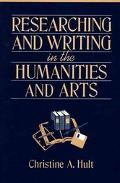 Researching+writing in Humanities+arts