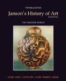 Janson's History of Art Portable Edition Book 1 : The Ancient World Plus MyArtsLab wit