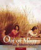 OUT OF MANY: HISTRY V1 & MHL W/EBK SAC 2SEM (7th Edition)