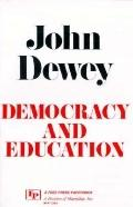Democracy+education