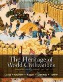 The Heritage of World Civilizations: Brief Edition, Volume 2 Plus NEW MyHistoryLab with eTex...