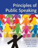 Principles of Public Speaking (18th Edition)
