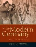 Orlow : History of Modern Germany A_7