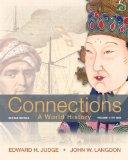 Connections: A World History, Volume 1 Plus NEW MyHistoryLab with eText -- Access Card Packa...