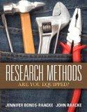 Research Methods : Are you equipped& new Msl