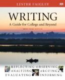 Writing: A Guide for College and Beyond, Brief Edition