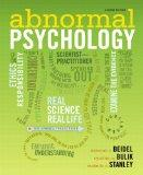 Abnormal Psychology with Mypsychlab Access Code : Developmental Trajectory