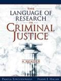 Language of Research in Criminal Justice A Reader