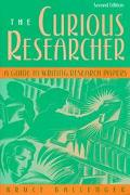 Curious Researcher A Guide to Writing Research Papers