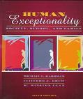 Human Exceptionality-text Only