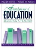Foundations of Education Becoming a Teacher