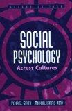 Social Psychology Across Cultures (2nd Edition)