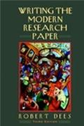 Writing the Modern Research Paper