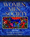 Women, Men, and Society