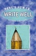 Here's How to Write Well