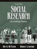 Social Research An Evolving Process