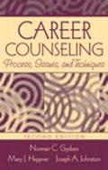 Career Counseling Process, Issues, and Techniques