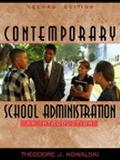 Contemporary School Administration An Introduction