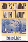 Success Strategies for Adjunct Faculty