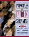 Principles of Public Speaking Kathleen German ... Et Al