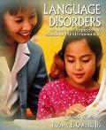 Language Disorders A Functional Approach to Assessment and Intervention