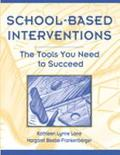 School-Based Interventions The Tools You Need to Succeed
