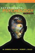 Experimental Psychology A Case Approach