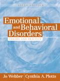 Emotional and Behavioral Disorders Theory and Practice