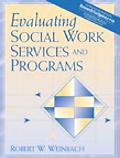 Evaluating Social Work Services And Programs